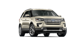 Ford Explorer Màu xám