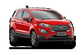 mau xe Ford Ecosport