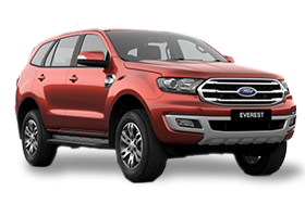 mau xe Ford Everest