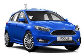 mau xe Ford Focus