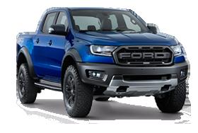mau xe Ford Ranger Raptor