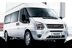 mau xe Ford Transit