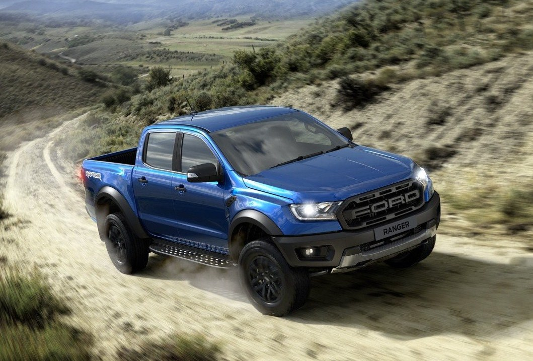 xe o to Ranger Raptor 2019